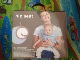 Hip seat хипсит со слингом набедренный стульчик со спинкой и карманами