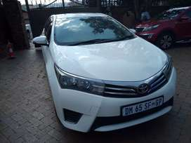 Toyota Corolla Prestige 1.6 Petrol Sedan Manual For Sale