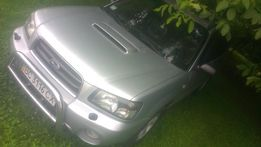 Subaru Forester XT, 2.0, 2003