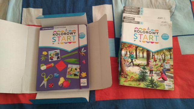 Zestaw książek do Zerówki Kolorowy Start z Plusem Toruń - image 3
