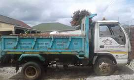 Tipper Truck for Spares