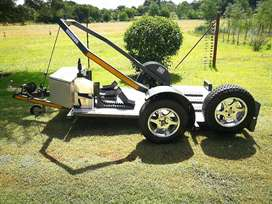 Lazy Lowder Double Bike Trailer To Rent-R250pd