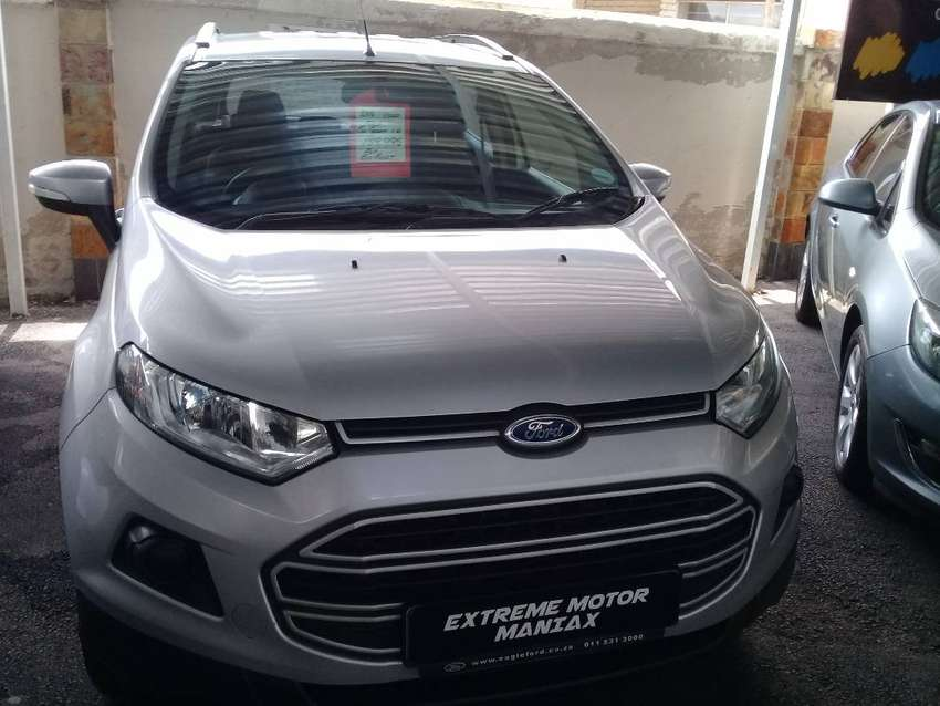 Ford  eco-sport 1.0