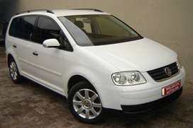 2007 VW Touran 1.9 TDi 6 Speed