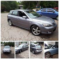 Mazda 3 Bk запчасти б.у разборка