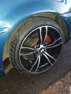 """BMW 17"""" Mags"""