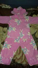 Костюмчик ( тёплая пижама) 1,5-2 года