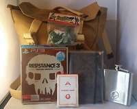 Resistance 3 Survivor Limited Collectors Edition for PS3. for sale  South Africa