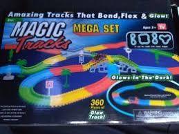 Меджик Трек 360 деталей мост 2 машинки с музыкой!!! Magic Glow Tracks