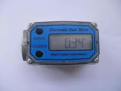 Счетчик электронный для заправочных станций, расходомер топливо