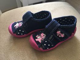 Джинсовые туфли 22 р