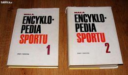 Mała Encyklopedia Sportu , Tom I i II