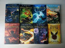 Ролинг - Гарри Поттер Harry Potter на английском языке / Новые книги!
