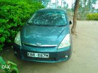 Toyota Wish, fully loaded, accident free. 0
