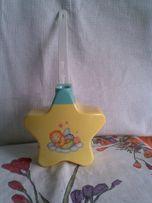 Светильник детский (убаюкивающий) с проектором