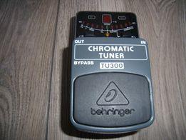 Tuner chromatyczny Behringer TU 300 sprzedam!!!