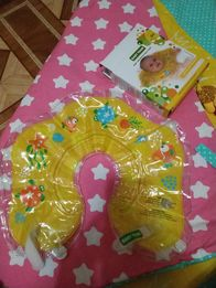 Круг для купания Baby Team Желтый