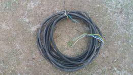 przewody elektryczne do ziemi