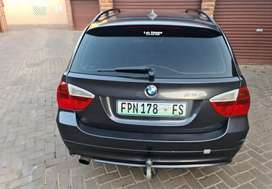 I am selling my car bmw very good condition newly serviced