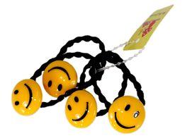 Frotki Gumki Do Włosów 4x Buzie Uśmiechnięte