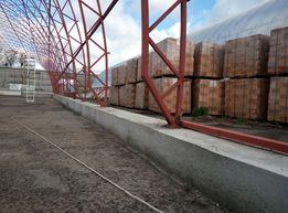 фундамент, бетонні роботи
