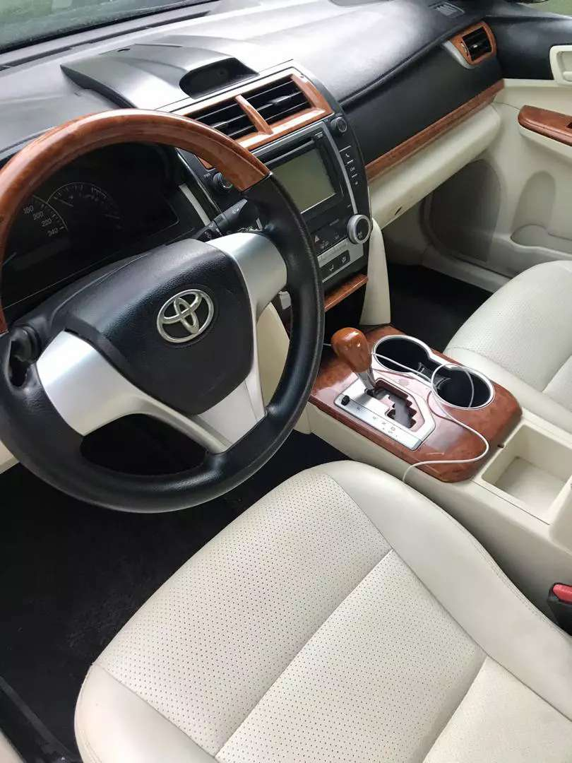 I have a toks 2012 Camry very clean dubia spec 0