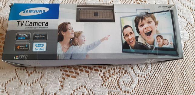 Sprzedam kamerkę do TV SAMSUNG Skype CY -STC1100 Szczecin - image 1