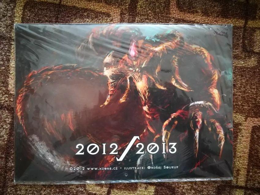 Daruji za odvoz - kalendář Diablo 0