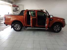 GOLD FORD RANGER AUTO 3.2  6-SPEED D/CAB