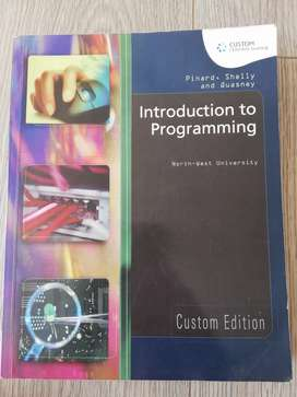 Introduction to programming - NWU