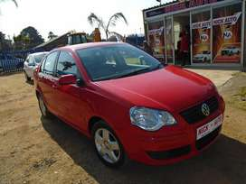 2005 polo classic 1.6 with 83000km