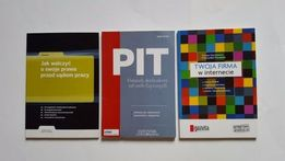 3 PORADNIKI: sąd pracy, firma w internecie, PIT