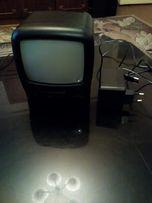 """Исторический телевизор ELTA 2207N (Германия,диагональ 5"""",чёрно-белый"""