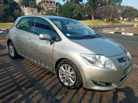 2008 Model Toyota Auris 1.6 RS