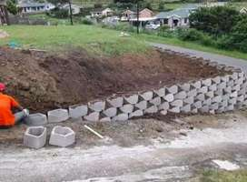 TAR Roads and Driveways specialist and retainingwalls specialist