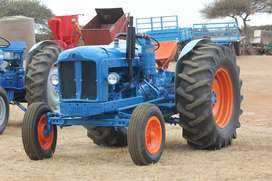 TRACTOR - FORD MAJOR