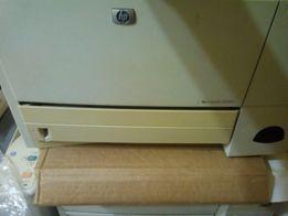 Скоростной надежный лазерный принтер HP LJ 2200dn+ доп картридж