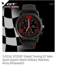 Image of GT Grand Touring Mens Watches