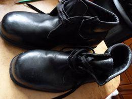 Спецобувь метал. носок ст.31см Германия
