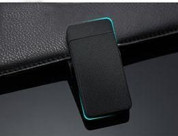 Elektroniczna zapalniczka USB innowacja Podwójny łuk Wiatroodporna