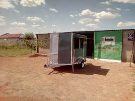 Mobile Kitchen Queen Size