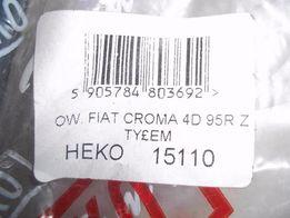ветровики (дефлекторы окон) HEKO на FIAT CROMA 4D