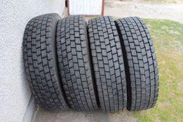 4x Michelin XDE2+ 275/80R22,5 - 275 80 R22,5 16mm