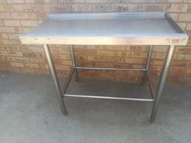 Catering Stainless Steel Table