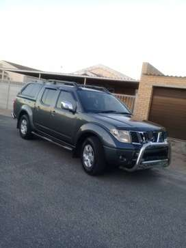 Nissan navara 2.5dci in good condition.