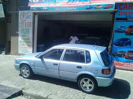 Toyota  tazz at low  price