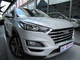 HYUNDAI TUCSON 2.0 CRDi EXECUTIVE A/T