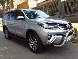2019 Toyota Fortuner 2.8 G6 leather seat Automatic