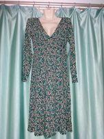Красивое теплое платье для беременных 42 44 46