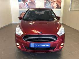 Ford Figo Hatch 1.5 Titanium 2016